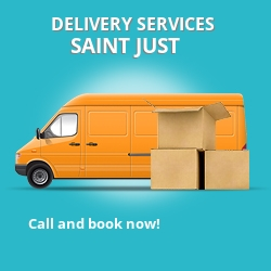 Saint Just car delivery services TR19