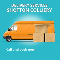 Shotton Colliery car delivery services DH6