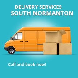 South Normanton car delivery services DE55
