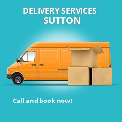 Sutton car delivery services SM1