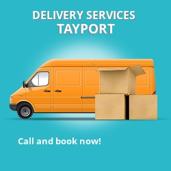 Tayport car delivery services DD6