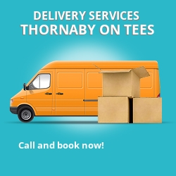 Thornaby-on-Tees car delivery services TS17