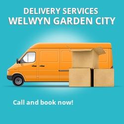 Welwyn Garden City car delivery services AL8
