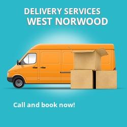 West Norwood car delivery services SE27