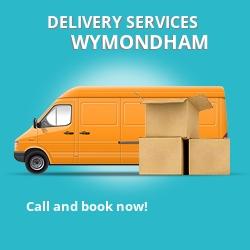Wymondham car delivery services NR18
