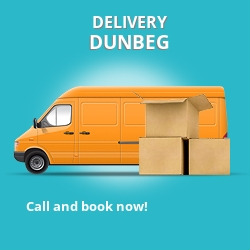PA37 point to point delivery Dunbeg