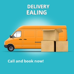 W5 point to point delivery Ealing