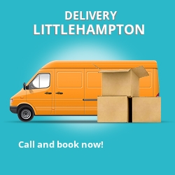PO21 point to point delivery Littlehampton