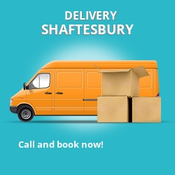 SP7 point to point delivery Shaftesbury