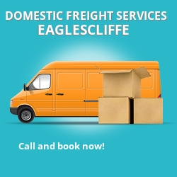 TS18 local freight services Eaglescliffe