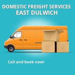 SE22 local freight services East Dulwich