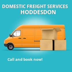 EN11 local freight services Hoddesdon