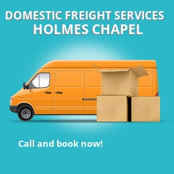 CW4 local freight services Holmes Chapel