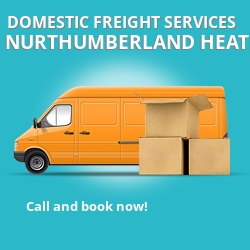 DA7 local freight services Nurthumberland Heath