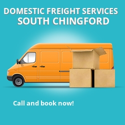 E4 local freight services South Chingford