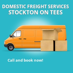 TS21 local freight services Stockton on Tees