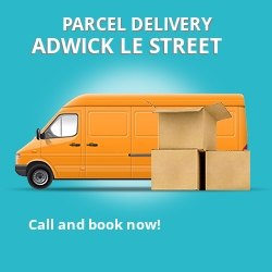 DN6 cheap parcel delivery services in Adwick le Street