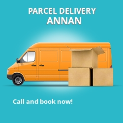 DG12 cheap parcel delivery services in Annan