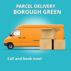 TN15 cheap parcel delivery services in Borough Green
