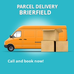 BB9 cheap parcel delivery services in Brierfield
