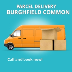 RG7 cheap parcel delivery services in Burghfield Common