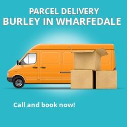 LS29 cheap parcel delivery services in Burley in Wharfedale