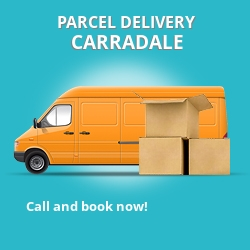 PA28 cheap parcel delivery services in Carradale