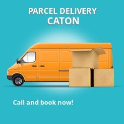 LA2 cheap parcel delivery services in Caton