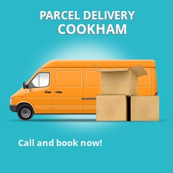 SL6 cheap parcel delivery services in Cookham
