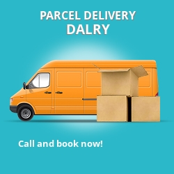 KA2 cheap parcel delivery services in Dalry