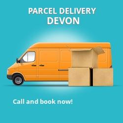 PL20 cheap parcel delivery services in Devon