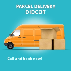 OX5 cheap parcel delivery services in Didcot