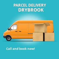 GL17 cheap parcel delivery services in Drybrook
