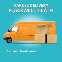 HP10 cheap parcel delivery services in Flackwell Heath