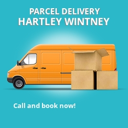 RG27 cheap parcel delivery services in Hartley Wintney
