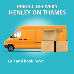 OX10 cheap parcel delivery services in Henley on Thames