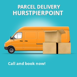 BN6 cheap parcel delivery services in Hurstpierpoint