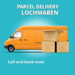 DG11 cheap parcel delivery services in Lochmaben