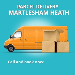 IP5 cheap parcel delivery services in Martlesham Heath