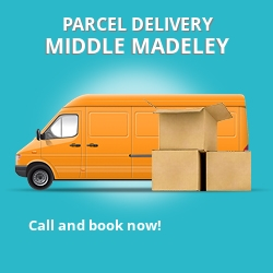 CW3 cheap parcel delivery services in Middle Madeley