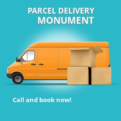 EC3 cheap parcel delivery services in Monument