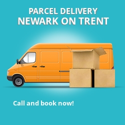 NG24 cheap parcel delivery services in Newark-on-Trent