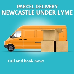 ST5 cheap parcel delivery services in Newcastle-under-Lyme
