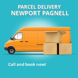 MK10 cheap parcel delivery services in Newport Pagnell