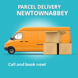 BT37 cheap parcel delivery services in Newtownabbey