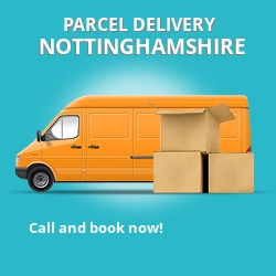 NG16 cheap parcel delivery services in Nottinghamshire