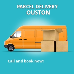 DH2 cheap parcel delivery services in Ouston
