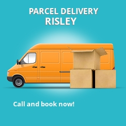 WA3 cheap parcel delivery services in Risley