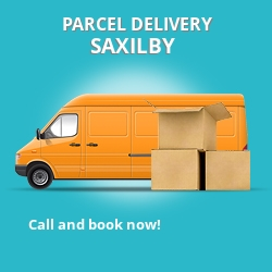 LN1 cheap parcel delivery services in Saxilby