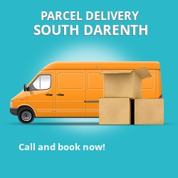 DA4 cheap parcel delivery services in South Darenth
